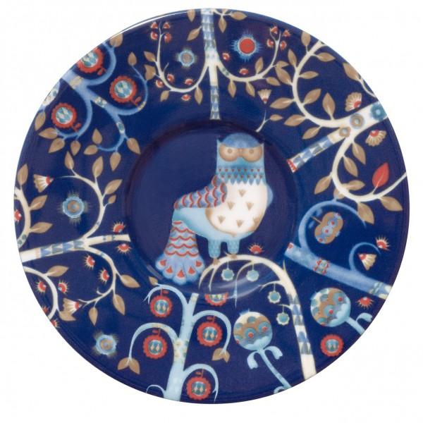 Iittala Taika espressolautanen 11 cm, sininen