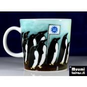 Arabia Heljä Liukko-Sundström pingviinimuki SATL (2004)