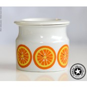 Arabia Pomona Appelsiini hillotölkki kaulallinen (FA2) (1965-1973)