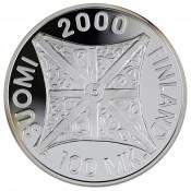 Suomi juhlaraha 100 markkaa, Kirkon riemuvuosi (2000)