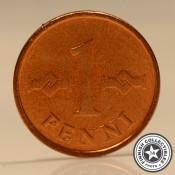 Suomi 1 penni (1963-1969)
