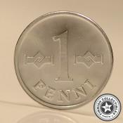 Suomi 1 penni (1969-1979)