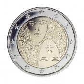 Suomi 2 euroa, Yleinen ja yhtäläinen äänioikeus 100 vuotta (2006)