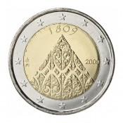 Suomi 2 euroa, Suomen autonomia 200 vuotta (2009)