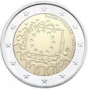 Suomi 2 euroa, EU-lippu (2015)