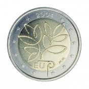 Suomi 2 euroa, EU:n laajentuminen (risuraha) (2004)