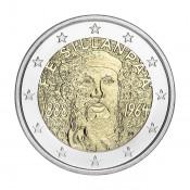 Suomi 2 euroa, F. E. Sillanpää (2013)