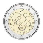Suomi 2 euroa, Valtiopäivät 1863 (2013)