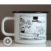 Muurla Muumimuki Moomin Shop #3, Tove 100, 3,7 dl, emali (2014)