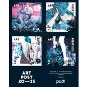 Postimerkki Art Post (11.9.2015)