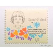Postimerkki 1979 L833 Kansainvälinen lapsen vuosi 1,10 mk