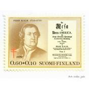 Postimerkki 1979 L843 Tuberkuloosi 0,60 + 0,10 mk Pehr Kalm