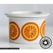 Arabia Pomona Appelsiini hillotölkki matala (FA1) (1965-1973)