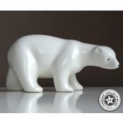Arabia Richard Lindh figuuri jääkarhu (1990-luku)