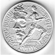 Suomi juhlaraha 100 markkaa, Paavo Nurmi (1997)