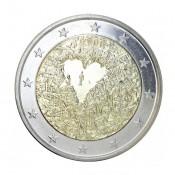 Suomi 2 euroa, Ihmisoikeuksien julistuksen 60. juhlavuosi (2008)
