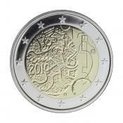 Suomi 2 euroa, Suomalainen raha 150 vuotta (2010)