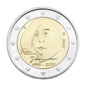 Suomi 2 euroa, Tove Jansson (2014)