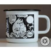 Muurla Muumimuki Moomin Shop #1, Tove 100, 3,7 dl, emali (2014)