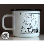 Muurla Muumimuki Moomin Shop #2, Tove 100, 3,7 dl, emali (2014)